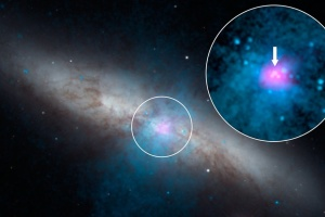 Телескоп NASA показав світлину надзвичайно яскравого пульсара у космосі