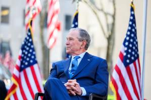 Джордж Буш заявил, что поддержка Nord Stream 2 - это ошибка