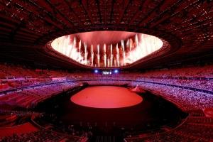 Les Jeux Olympiques de Tokyo sont officiellement lancés