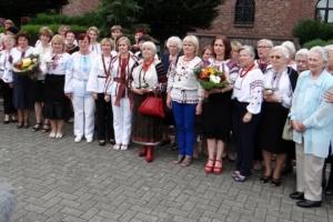 Об'єднання українок Бельгії перенесло звітно-виборчий з'їзд на осінь