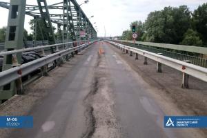 На Закарпатье ремонтируют дорогу на КПП Чоп-Захонь на венгерской границе