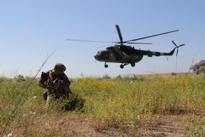Десант морпіхів «узяв під контроль» стратегічний об'єкт