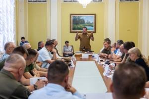 Консультативна рада розглянула збільшення фінансування програм для ветеранів війни