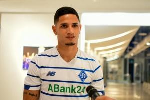 «Динамо» підписало контракт з Еріком Раміресом