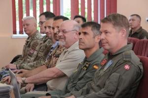 Военные НАТО поделились опытом планирования воздушных операций - Минобороны