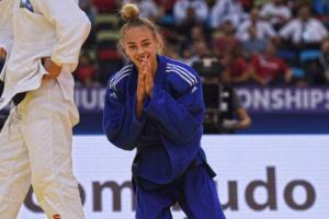 Дзюдоистка Белодед стала бронзовой призеркой Олимпийских игр