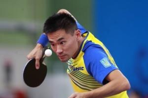 Украинец Коу Лей вышел во второй круг Игр-2020 по настольному теннису