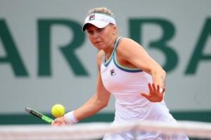 Українська тенісистка Козлова вийшла до півфіналу турніру WTA у Гдині