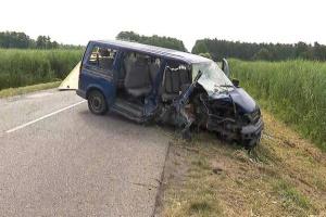 Аварія автобуса в Польщі: один українець загинув, у лікарнях – четверо