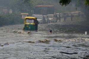 Индию заливают мощнейшие за последние 40 лет дожди
