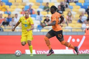 «Шахтар» мінімально обіграв «Інгулець» в матчі футбольної Прем'єр-ліги