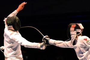 Фехтувальник Рейзлін вийшов до півфіналу Олімпіади-2020 у турнірі шпажистів