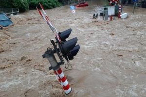 Бельгія вдруге за кілька тижнів потерпає від повені