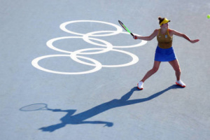 Світоліна обіграла гречанку Саккарі і вийшла до 1/4 фіналу тенісного турніру Олімпіади-2020