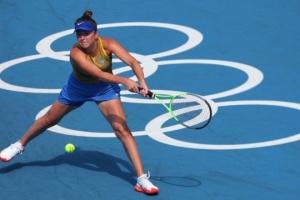 Світоліна: У першому колі Ігор ми із Зігемунд показали непоганий теніс