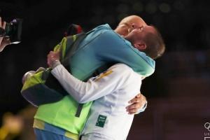 Ігор Рейзлін: Хочу зійти на олімпійський п'єдестал разом з командою