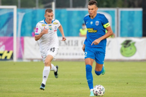 Дубль Калітвинцева допоміг «Десні» розгромити «Чорноморець» в матчі УПЛ