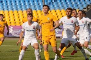 «Заря» проиграла «Александрии» в матче футбольной Премьер-лиги