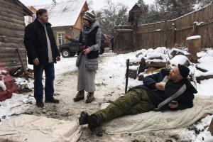 Завершилися зйомки фільму-дебюту Віри Яковенко про жителів «сірої зони»