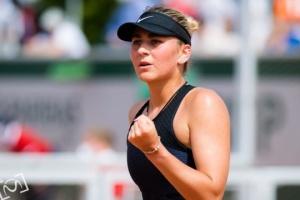 Tennis: Svitolina hält Platz 6 der WTA-Rangliste