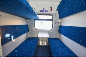 Крюківський завод отримав від Укрзалізниці аванс за 100 пасажирських вагонів