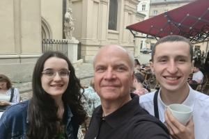 Україну відвідав голова Світової управи СУМ