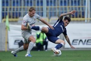 «Ворскла» не змогла у більшості обіграти «Дніпро-1» в матчі футбольної Прем'єр-ліги