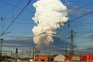 У Росії вибухнув і загорівся магістральний газопровід «Газпрому»