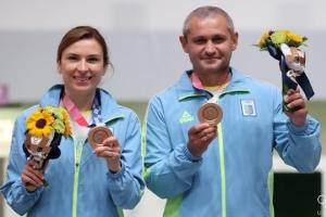Олена Костевич: Ця нагорода для нас з Олегом на вагу «золота»
