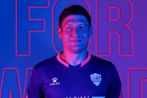 Селезньов підписав контракт з ФК «Минай»
