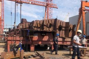 У Туреччині будують перший корвет класу ADA для українських військових