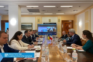 В Україні від співпраці з Alstom очікують локалізації виробництва на рівні 35%