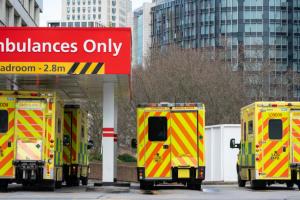 У Британії - найбільша з березня кількість смертей від COVID-19