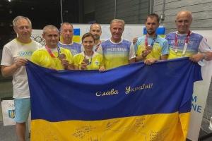 Зеленський опублікував світлину українців-призерів Олімпіади у Токіо