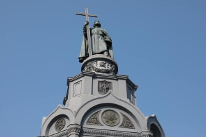 У центрі Києва в середу обмежать рух через святкування хрещення Руси-України