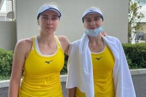 Тенісистки Кіченок подякували вболівальникам за підтримку під час Ігор-2020