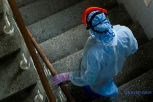 Corona: In der Ukraine binnen eines Tages 717 Neuinfektionen registriert