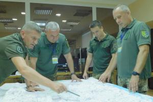 Военные учения с представителями 15 стран-членов НАТО пройдут в Украине в сентябре
