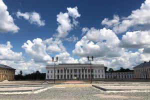 Дворец Потоцких в Тульчине готовят к включению в «Большую реставрацию»
