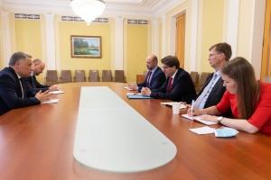 Німеччина запевнила у готовності до консультацій щодо Nord Stream 2 – Офіс Президента