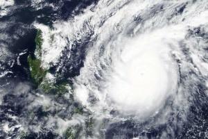 На Японію налетів тайфун – організатори Олімпіади змінили розклад