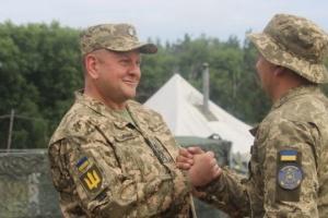 Генерал Залужний: що відомо про нового головнокомандувача ЗСУ