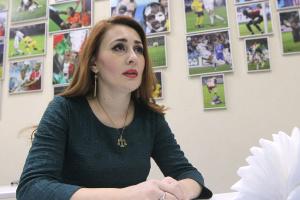 Гульнара Абдулаєва, історикиня, авторка книги про кримських татар