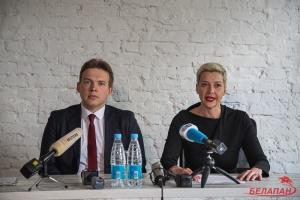 Власти Беларуси будут судить Колесникову в закрытом режиме