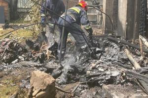 Причина аварії літака на Прикарпатті поки не встановлена - на місці працюють експерти