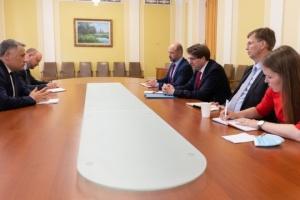 Deutschland versichert Bereitschaft zu Konsultationen zu Nord Stream 2