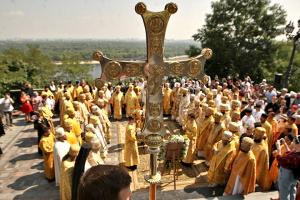 Одно крещение – две Украины?