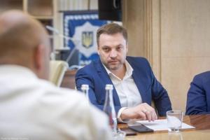 Монастырский назвал контроль за тяжеловесным транспортом актуальной задачей для МВД