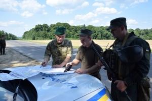 Захист кордону: на Сумщині провели спільні навчання
