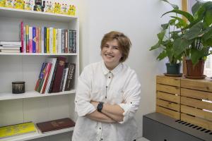 Катерина Баранова, керівниця управління інформаційного забезпечення та доступу до публічної інформації апарату КМДА